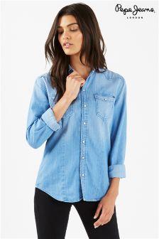 Women's Blouses & Shirts Denim | Next USA