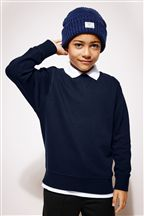 Crew Neck Sweat Top (3-16yrs)