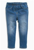 Jeggings in verwascher Optik (3 Monate–6 Jahre)