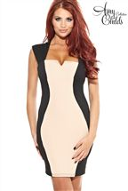 Amy Childs Sabrina Silhouette Dress
