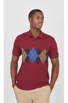 Green/Navy Gant Check Shirt