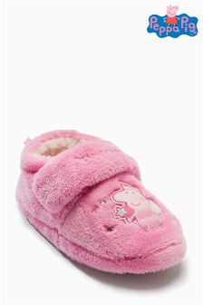 Peppa Pig™ Slippers (Younger Girls)
