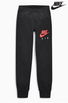 Black Nike Air Cuffed Jogger