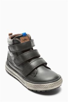 Triple Strap Cleat Boots (Older Boys)