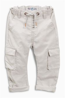 Drop Crotch Trousers (3mths-6yrs)