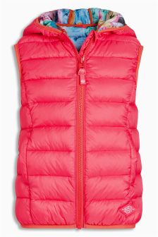 Coral Gilet (3-16yrs)