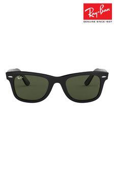 Black Ray-Ban® Wayfarer Sunglasses
