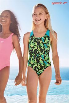 Green Speedo® Toucan Swimsuit