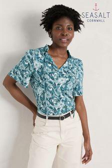Blue adidas One-Piece Swimsuit