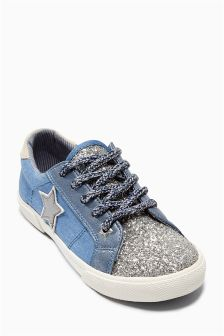 Star Low Tops (Older Girls)