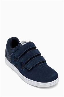 Rubber Back Trainers (Older Boys)