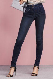 Lift, Slim And Shape Skinny Jeans
