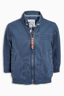 Cotton Bomber Jacket (3mths-6yrs)