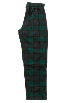 Green/Navy Cosy Check Bottoms