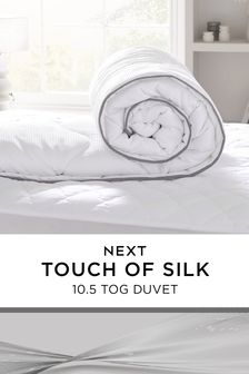 Sleep In Silk 10.5 Tog Duvets