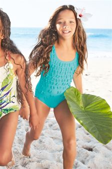 3D Butterfly Swimsuit (3-16yrs)