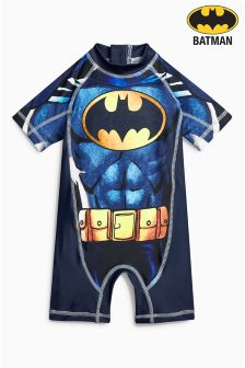 Black Batman® Sunsafe Suit (3mths-8yrs)