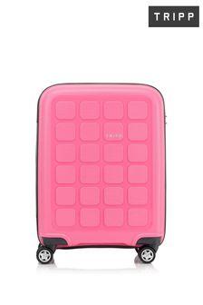 Navy Wool Rich Pea Coat Jacket
