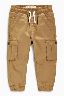 Lined Cargos (3mths-6yrs)