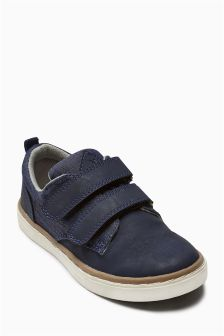 Double Strap Pumps (Younger Boys)