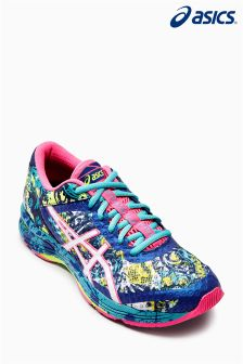 Blue/Pink Asics Run Noosa
