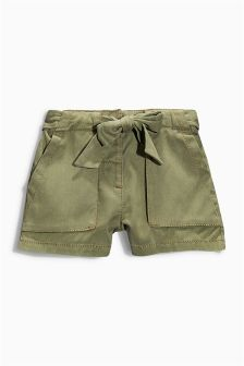 Tencel® Blend Shorts (3mths-6yrs)