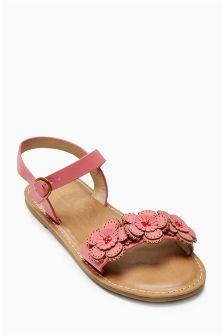 Flower Sandals (Older Girls)