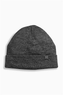Twist Turn-Up Beanie