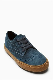Brogue Shoes (Older Boys)