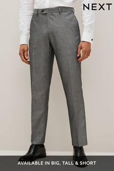 Light Grey Suit: Trousers