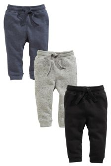 Multi Neppy Joggers Three Pack (3mths-6yrs)