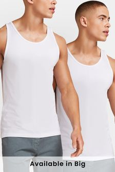Two Pack Tops Vests