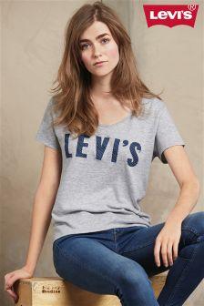 Grey Levi's® Logo T-Shirt