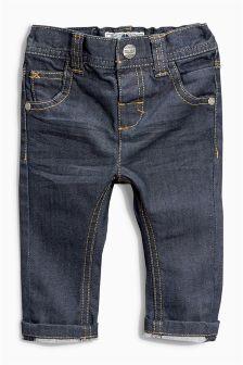 Dark Blue Smart Jeans (3mths-6yrs)