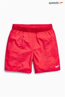 Red/Navy Speedo® Swim Shorts Two Pack