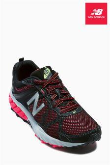 Black & Pink New Balance Glo WT6 10V