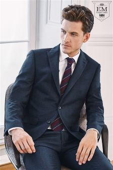 British Wool Suit: Jacket