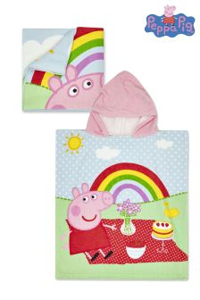 Peppa Pig™ Garden Poncho And Towel Set