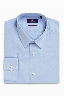 Blue Weave Shirt