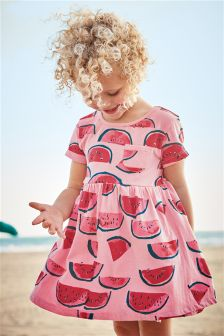 Pink Watermelon Tunic (3mths-6yrs)