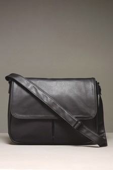 Black Twin Pocket Bag