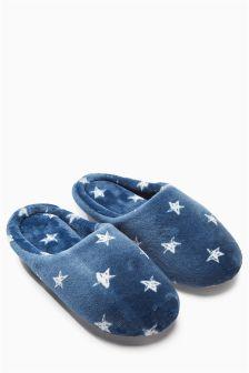 Mule Slippers