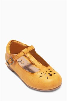 T-Bar Shoes (Younger Girls)