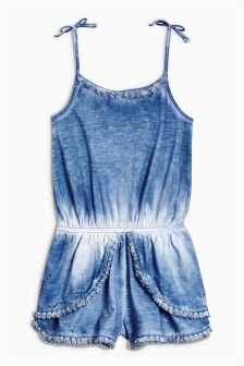 Fringe Playsuit (3-16yrs)