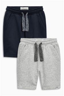 短裤两件装 (3-16岁)