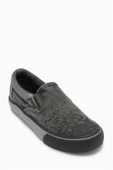 Skate Slip-Ons (Older Boys)