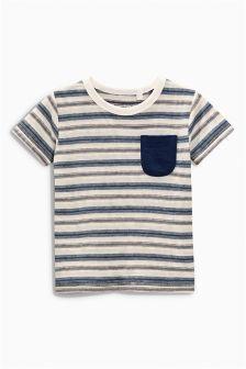 Striped T-Shirt (3mths-6yrs)