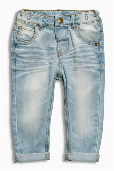 Denim Five Pocket Skinny Fit Jeans (3mths-6yrs)
