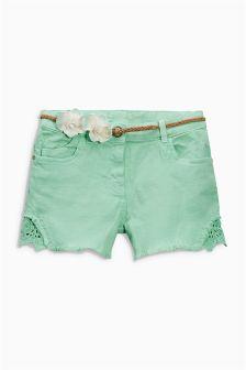 Lace Shorts (3-16yrs)