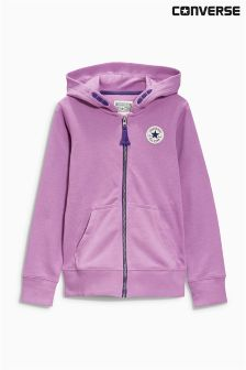 Converse Zip Through Hoody